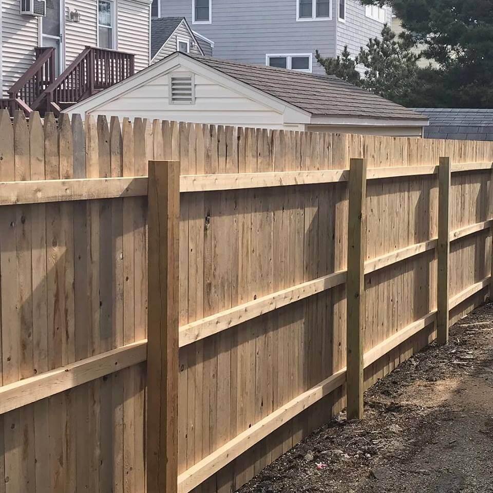 fence repair Wichita