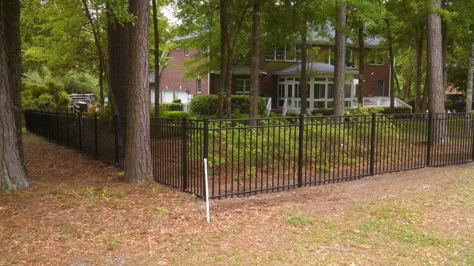 privacy fence Wichita