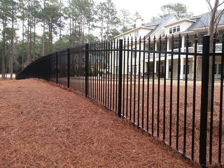 wichita fence installation