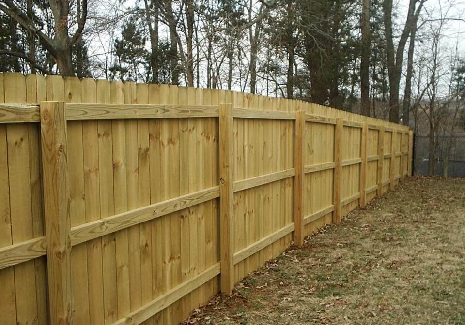 fence installation Wichita