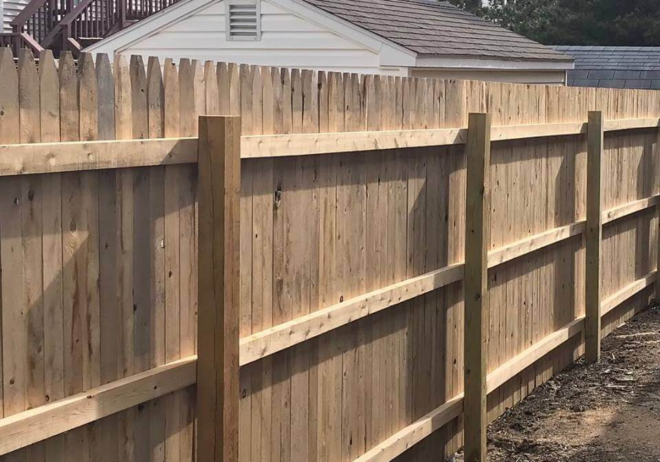 fence repair Wichita